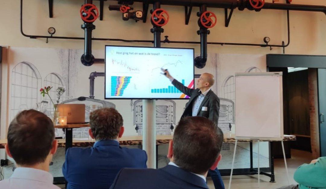 Event Datagedreven innovatie en focus impressie